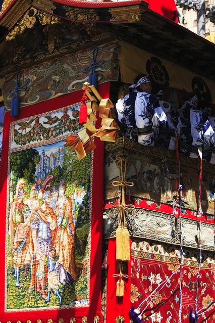 祇園祭 2015 日程 宵山、山鉾巡行はいつ?