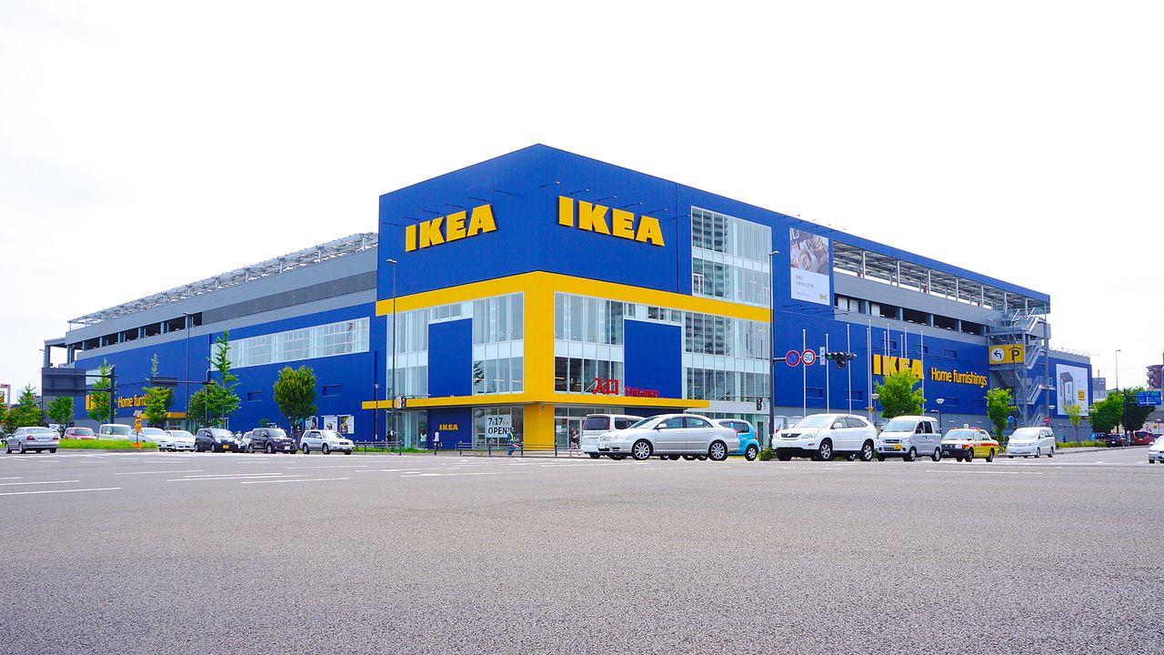 IKEA仙台が17日オープン。住所、アクセス、駐車場は?