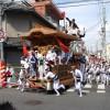 岸和田だんじり祭 2014 日程、雨天の場合は?