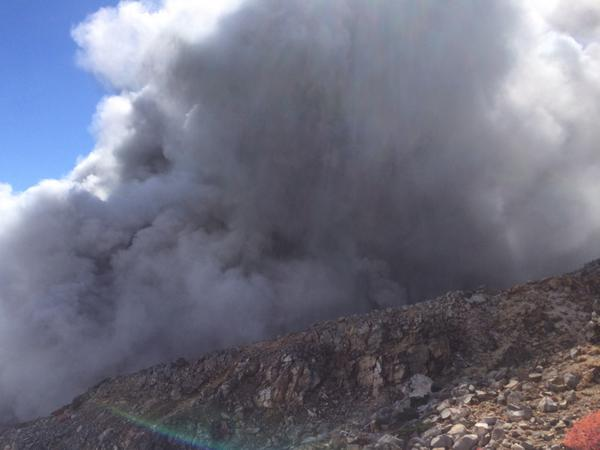 御嶽山噴火。噴火警戒レベルとは?火山灰などの今後の予報は?