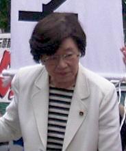 土井たか子さん死去。社会党党首としてマドンナ旋風を起こす。