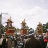 岐阜飛騨・秋の高山祭2014、屋台とからくり人形など