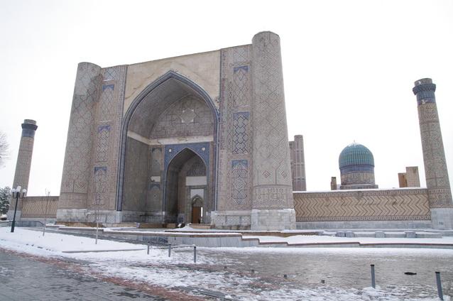 ウズベキスタンってどんな国?治安、世界遺産、観光などについて