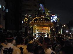神田祭の歴史や今年の神輿などの日程について